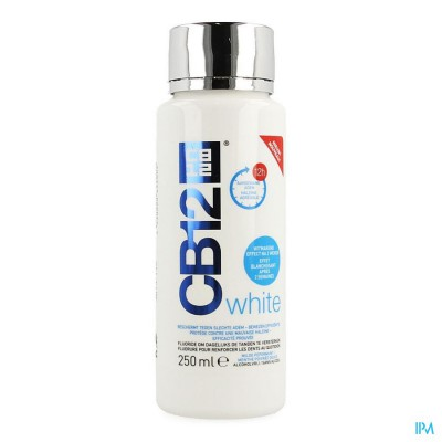 Cb12 White Mondspoeling 250ml