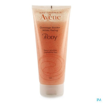 Avene Body Scrub Zacht 200ml Verv.2357416
