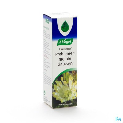 Vogel Cinuforce Neusspray 20ml
