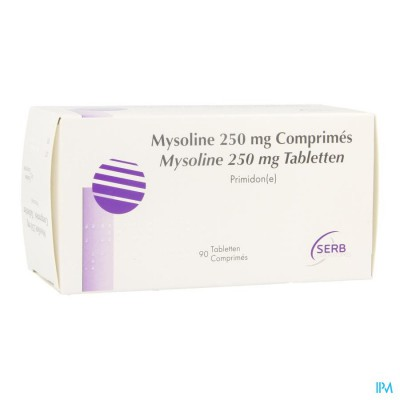 Mysoline Comp 90 X 250mg
