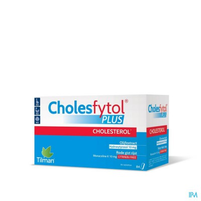 Cholesfytol Plus Comp 84