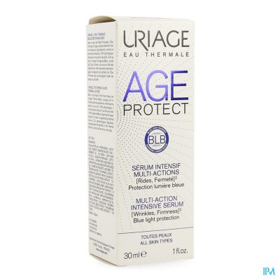 Uriage Age Protect Serum Multi Actions Intens 30ml