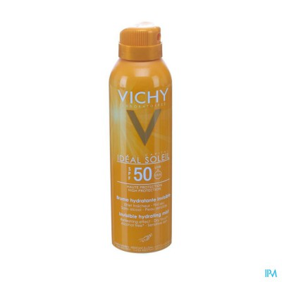 Vichy Cap Sol Ip50 Body Mist 200ml